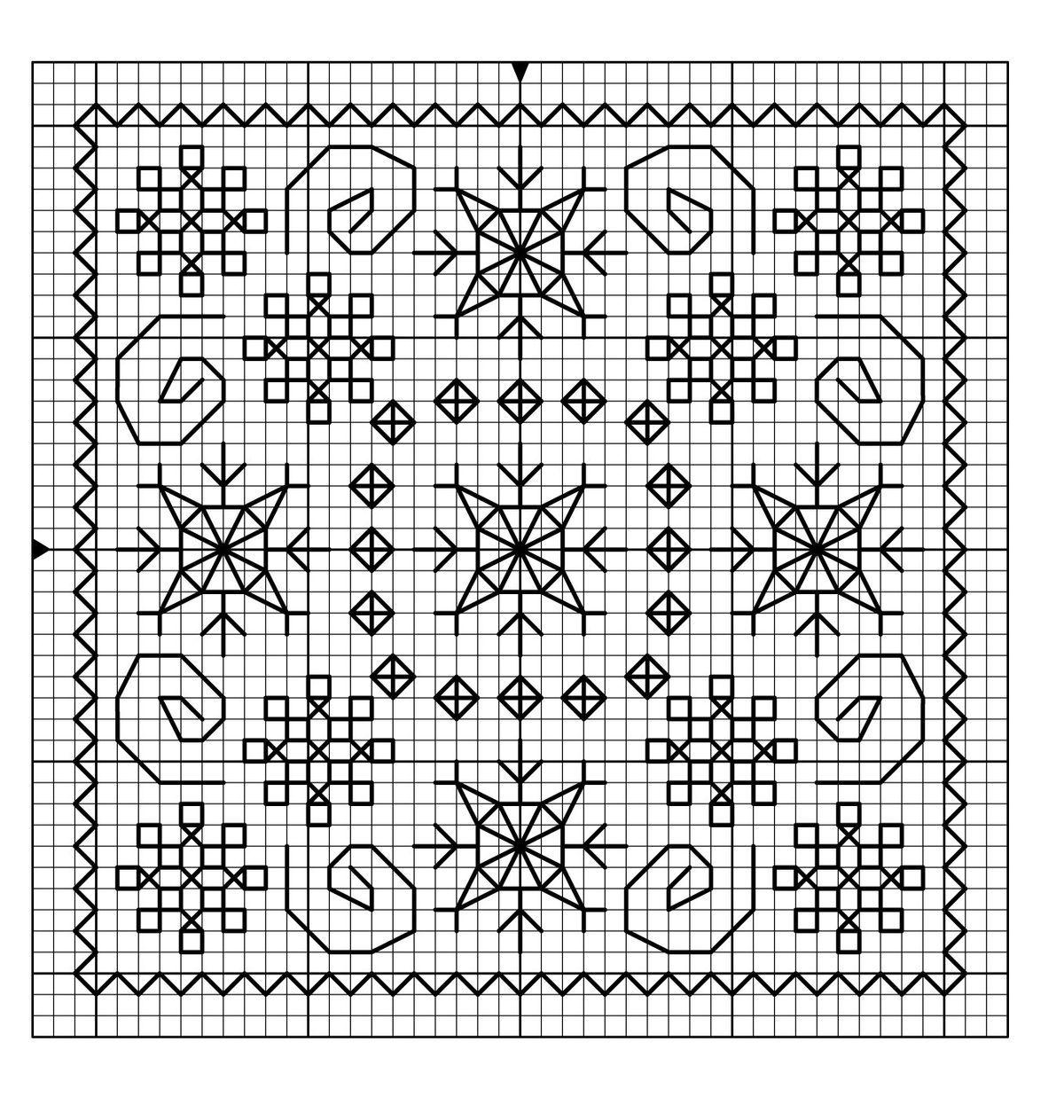 Blackwork Patterns Awesome Inspiration Design