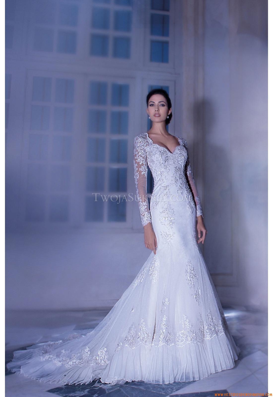 Vestido de novia Demetrios 4323 Sposabella | vestidos de novia ...