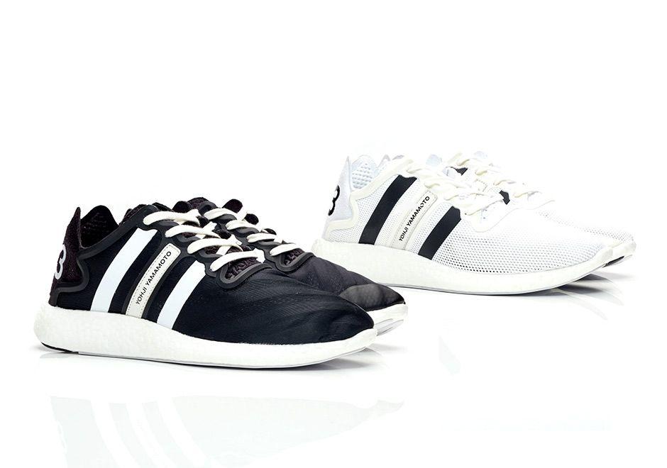 e622e44d5c61  sneakers  news The adidas Y-3 Yohji Run Boost Returns