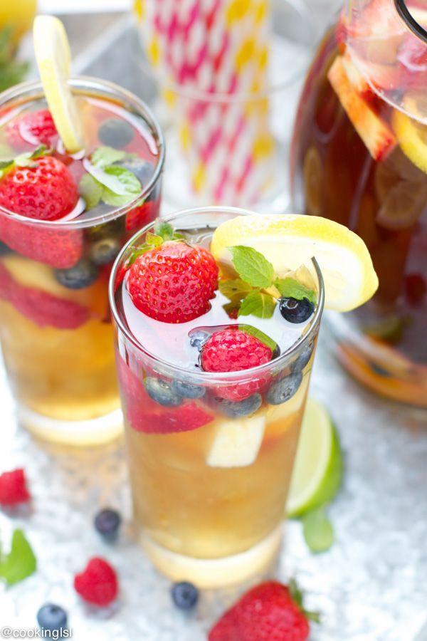 Relaxing drink - good recipe