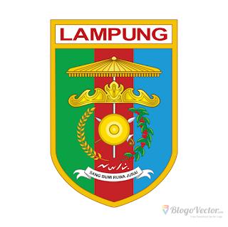 Provinsi Lampung Logo Vector Cdr Vector Logo Lampung Vector