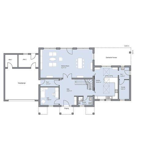 Haus Ungermann u2013 Garage Abst 2 gute Idee für Matschraum Plan de - idee de plan de maison