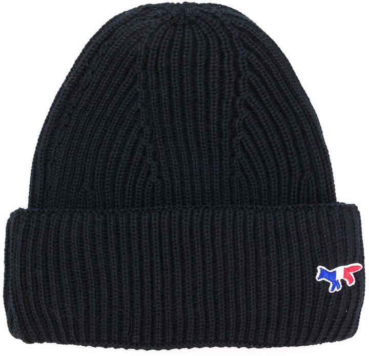 Logo BeanieKnit Maison BeanieProducts Hats Kitsuné n0OkNX8wP