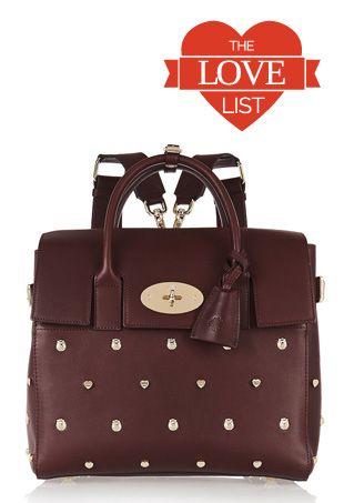 Luxury Backpacks That Double as Handbags: The Love List