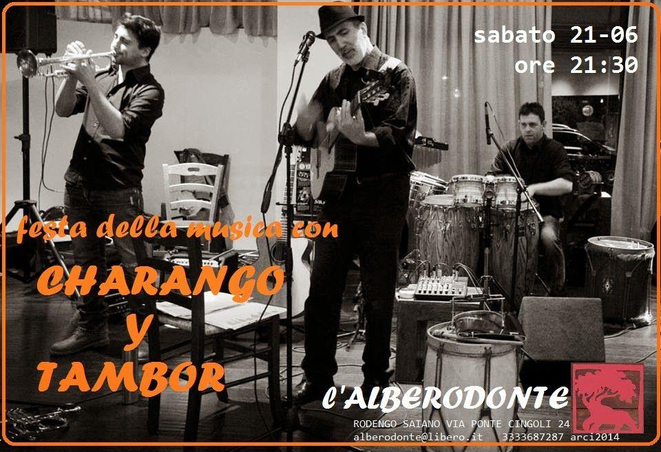 Iseo & Franciacorta News : RODENGO SAIANO 21.6.14 CHARANGO Y TAMBOR MUSICA LA...