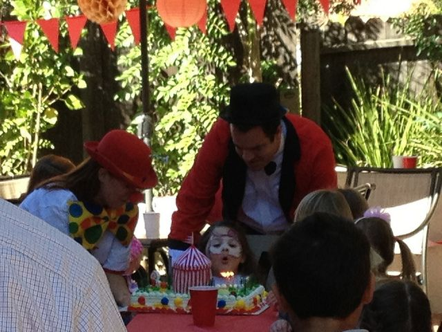 blowing out her candles by The Spohrs Are Multiplying..., via Flickr