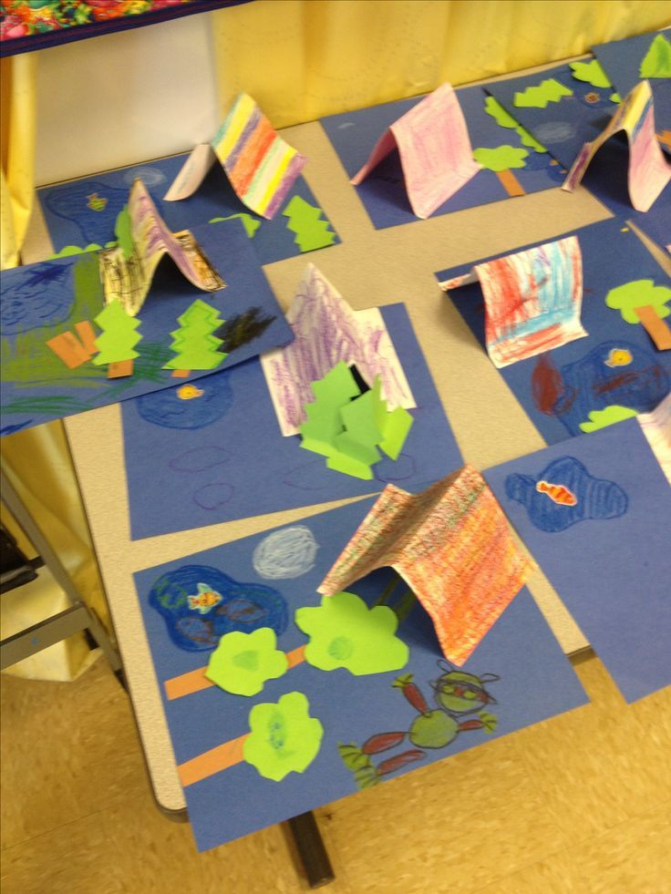 Easy Camping Craft That The Kids Will Love Description From