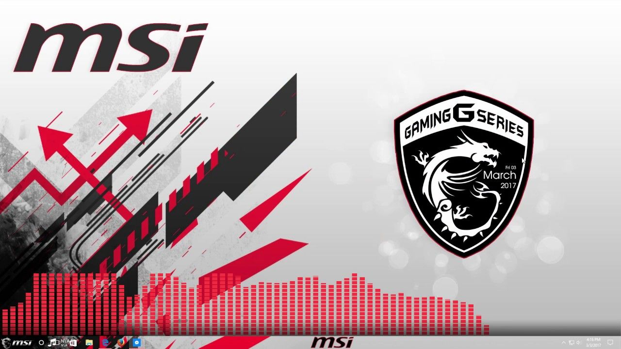 Msi Video Wallpaper For Your Pc Mk2 By Akiba Illusion 4k Wallpapers For Pc Wallpaper Pc 3840x2160 Wallpaper