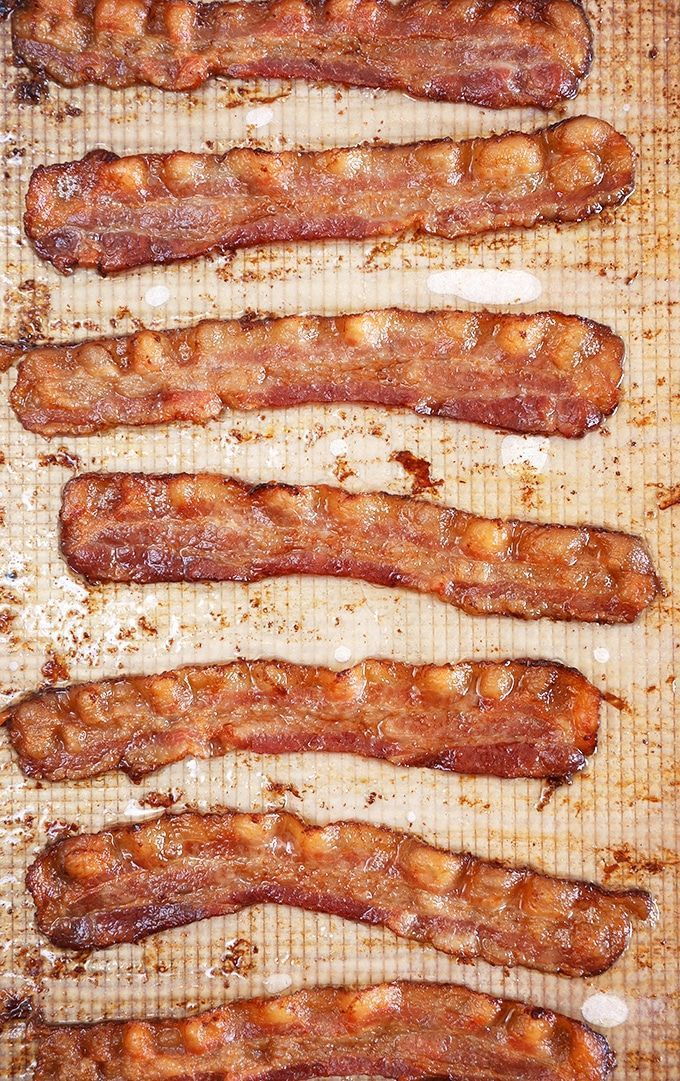 How to Bake Bacon in the Oven The ONLY way to make your bacon, the BEST tips for Oven Baked Bacon so you can cook bacon perfectly every time. | @suburbansoapbox