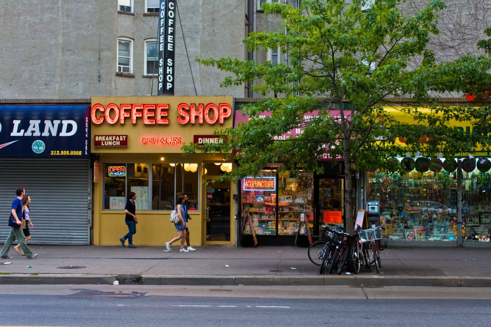 city of saints coffee brooklyn