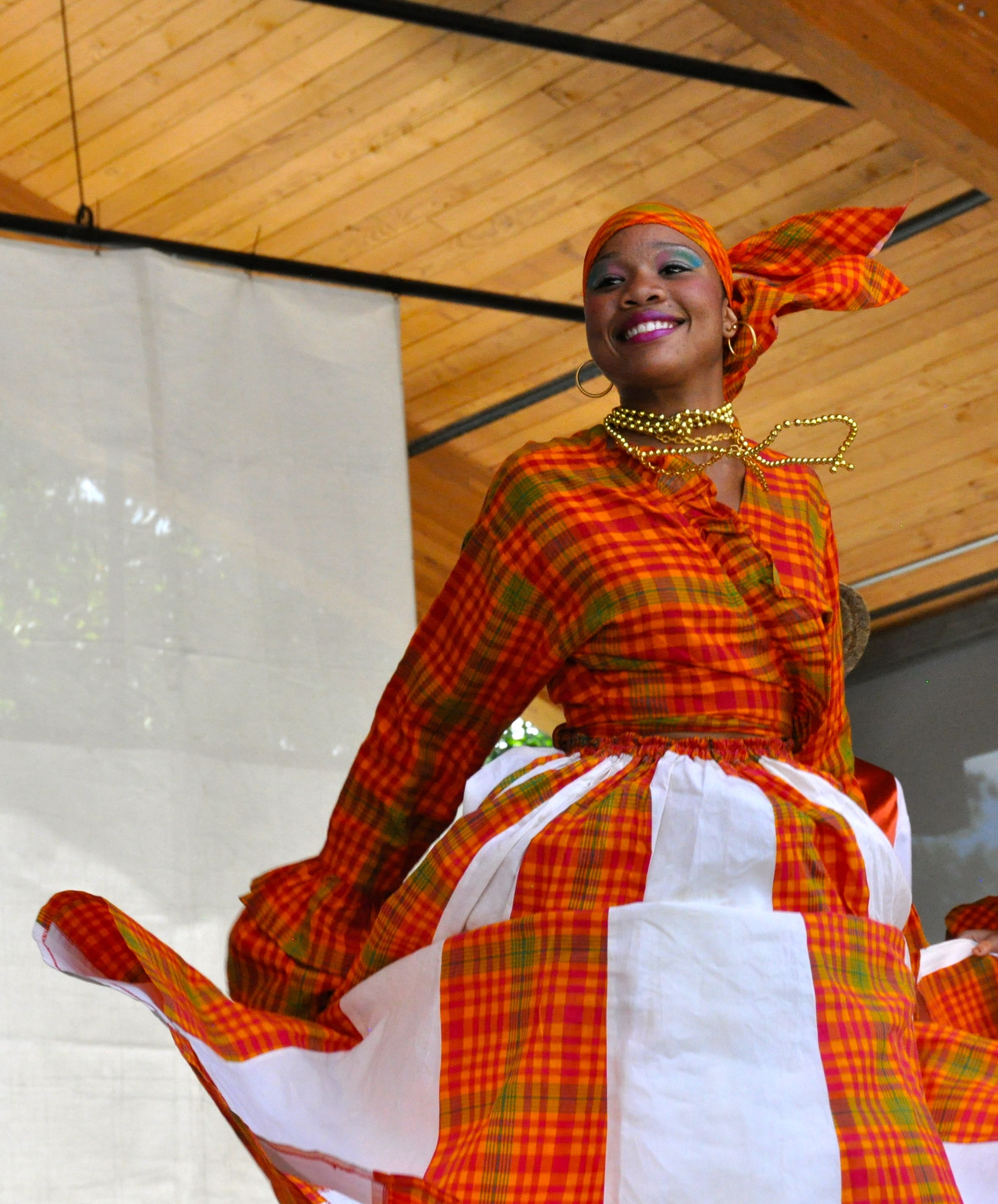 Bountiful Davis Summerfest International 2013 Martinique