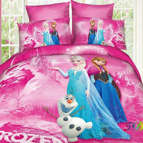 This Bedding Set Does Not Include Any Comforter Or Filling You Can Put Your Own Comforter Duvet Or Blan Frozen Bedding Queen Size Duvet Covers Frozen Bedroom