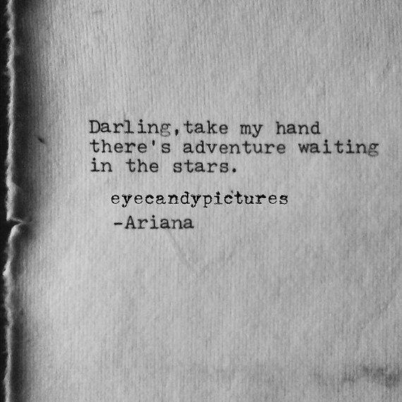 poetry original poem love letter typewritten poem typography typographic wall letters love valentine romantic love poem NOVA 130