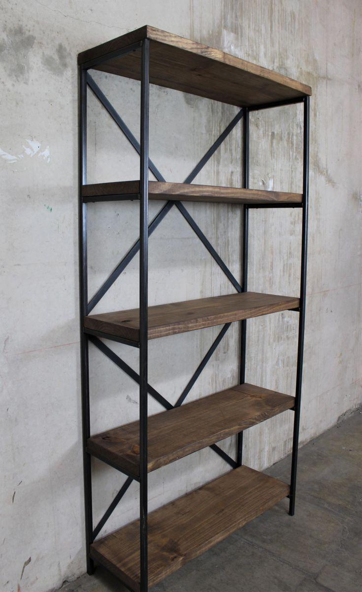 Truss Bookcase - DS