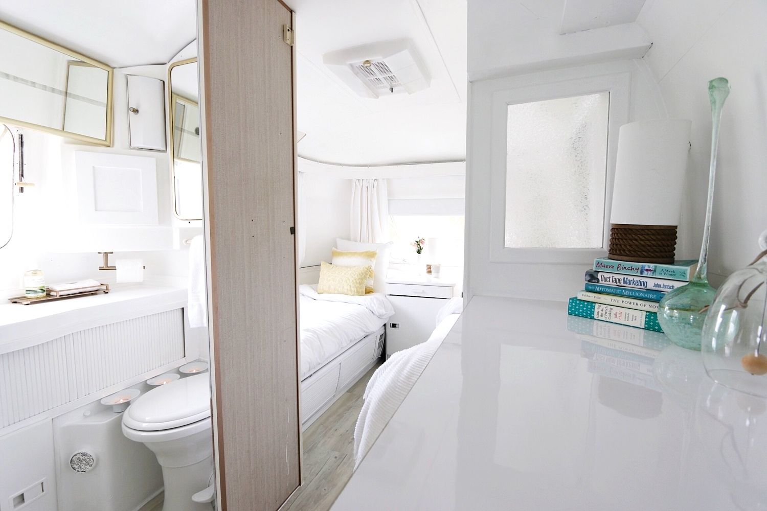 Vintage Airstream Renovation | Airstream, Airstream renovation and ...