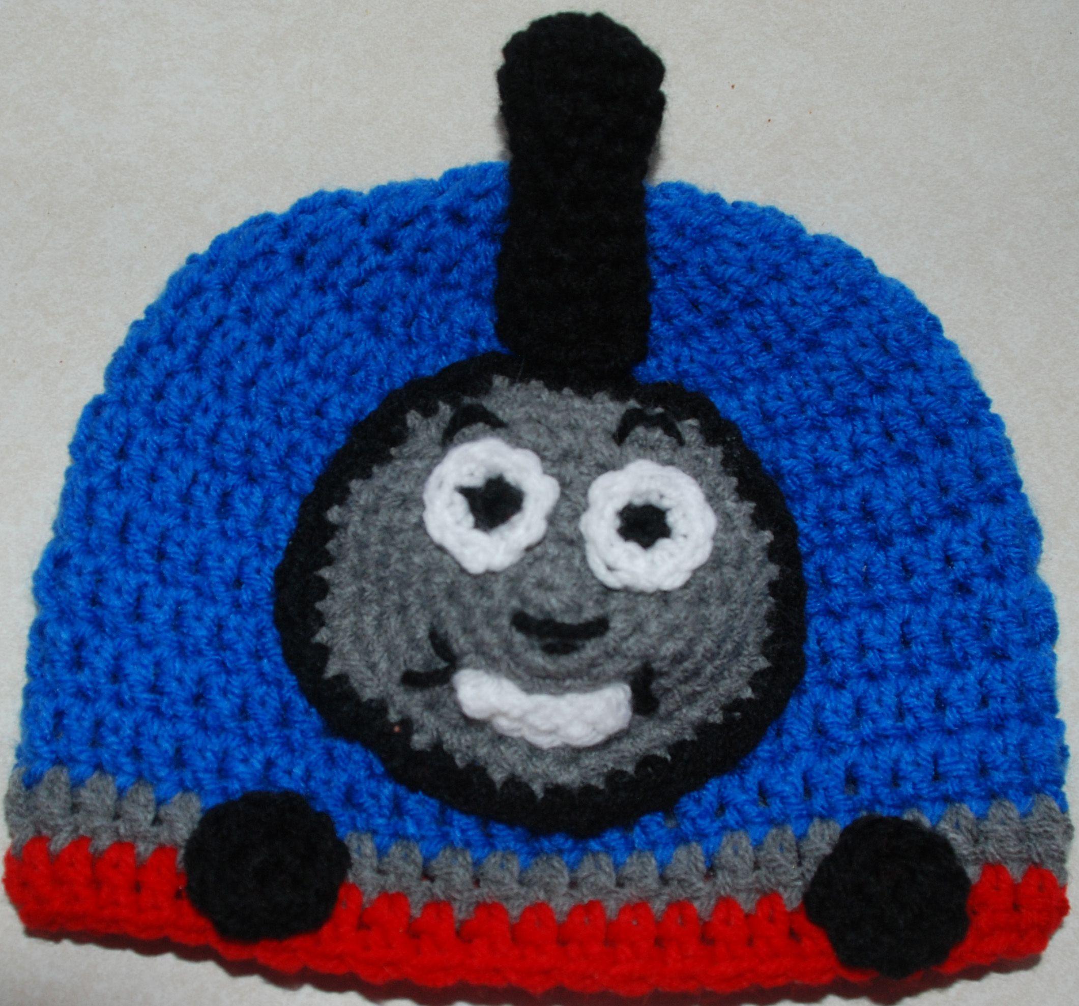 free thomas the train hat pattern, http://amray1976.blogspot.com ...