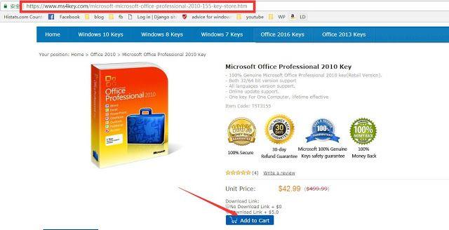 Windows 10 Product Key: Buy Cheap Microsoft Office 2010 ...