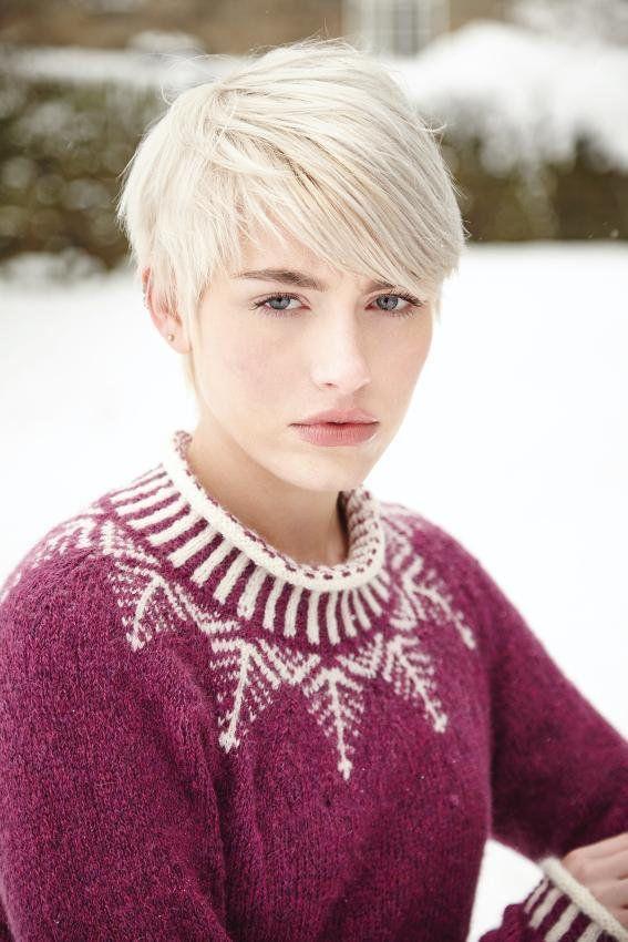 Rowan Winterscapes - Sarah hatton | модель-спицами | Pinterest ...