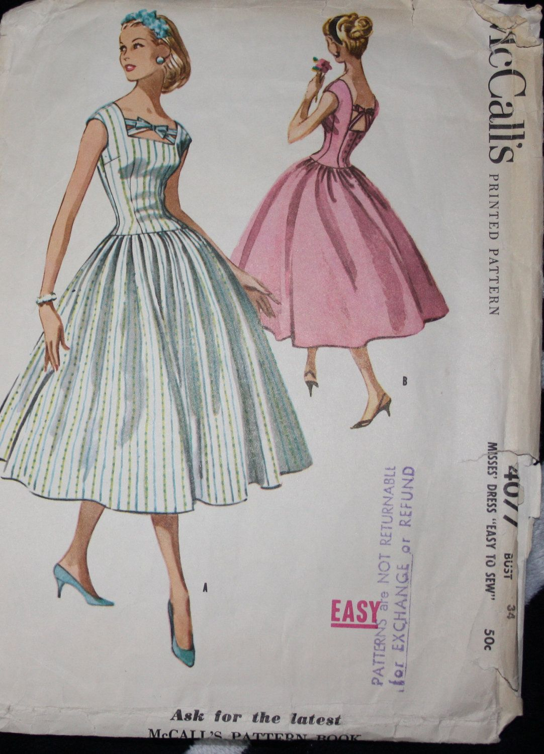1940s FAB Beach Dress or Evening Gown and Bolero Jacket