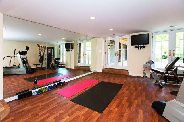 1000+ Images About Home Gym Design On Pinterest | Dance Floors