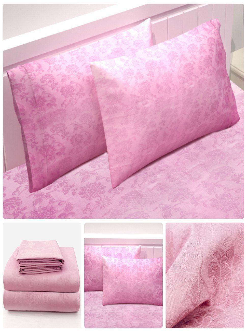 Amazon Com Story Home Luxury Satin Pillowcase Without Zipper