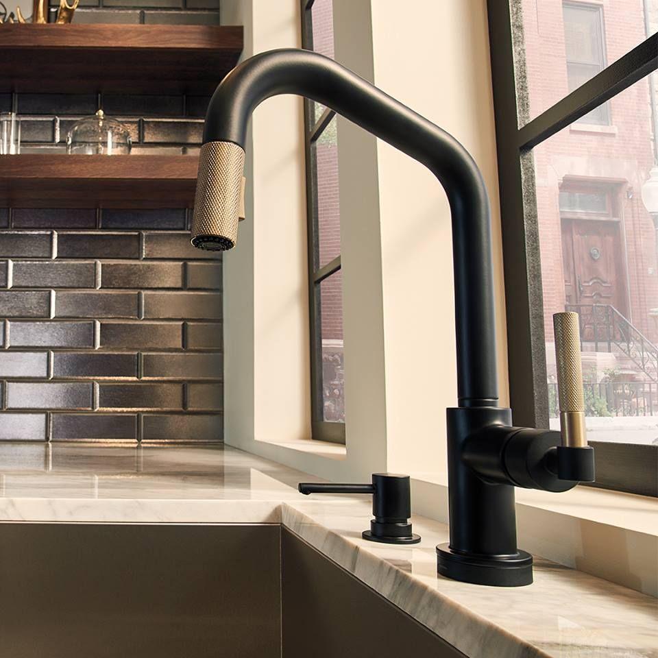 brizo kitchen faucet