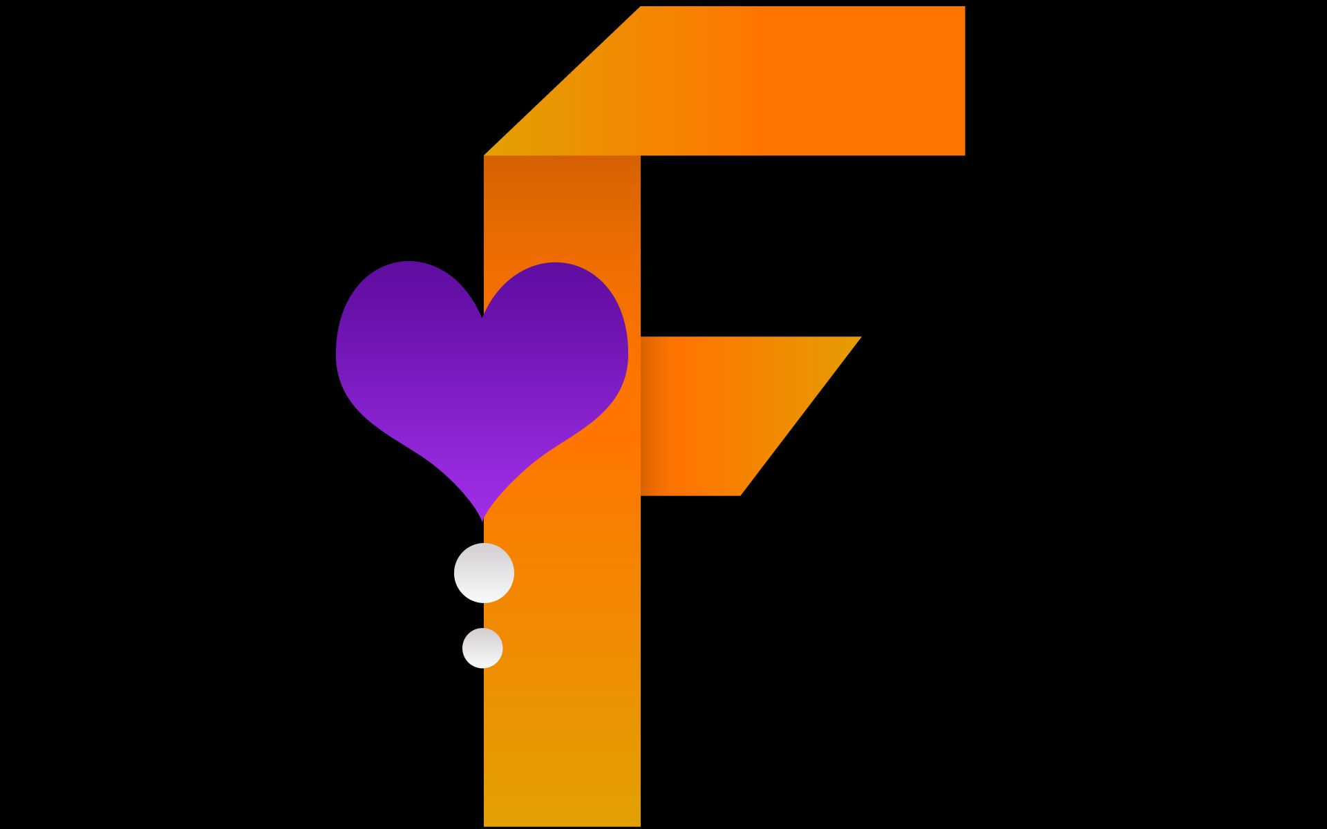alphabet f wallpaper | alfabetos | pinterest