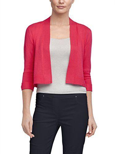 Women's Shrug Sweaters - 89th Madison Womens 34 Sleeve Open Collar Shrug  Cardigan >>> Want additional info? Click o… | Ladies shrugs, Shrug sweater,  Shrug cardigan