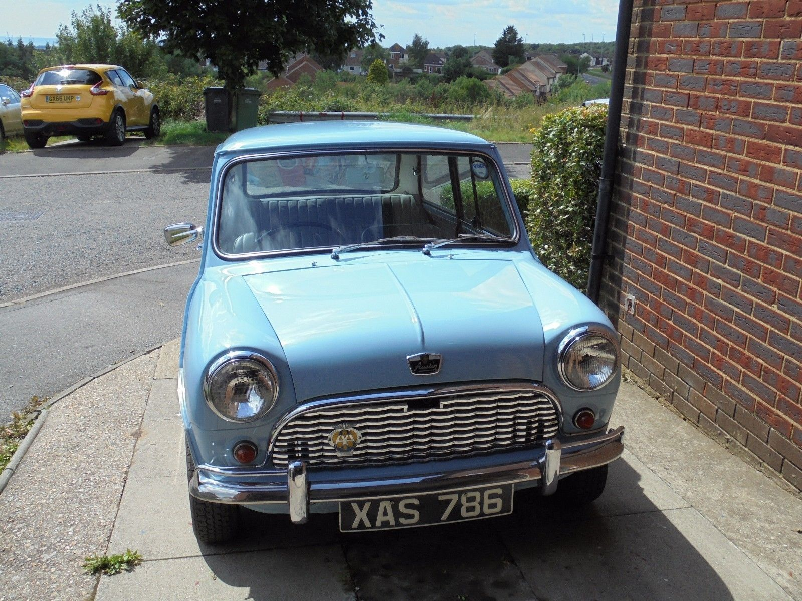 eBay: Austin Seven classic mk1 Mini 1961 #classicmini #mini   UK ...