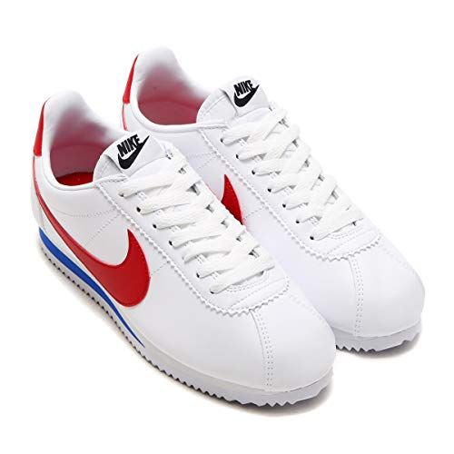 best website 39214 f926c NIKE Womens WMNS Classic Cortez Leather WhiteVarsity RED 115 M US -- More  info could be found at the image url. (This is an affiliate link)
