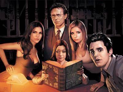 Pin On Buffy The Vampire Slayer
