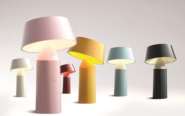 Le nuove lampade di marset lampade luce della lampada e for Nuove lampadine led