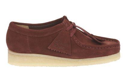 Clarks Wallabee. - Nut Brown - Womens Originals Shoes   Clarks