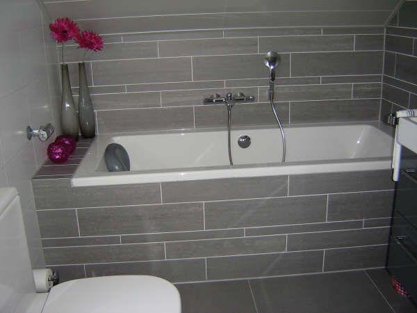 Afbeeldingsresultaat voor grijze tegels badkamer | Badkamer ...