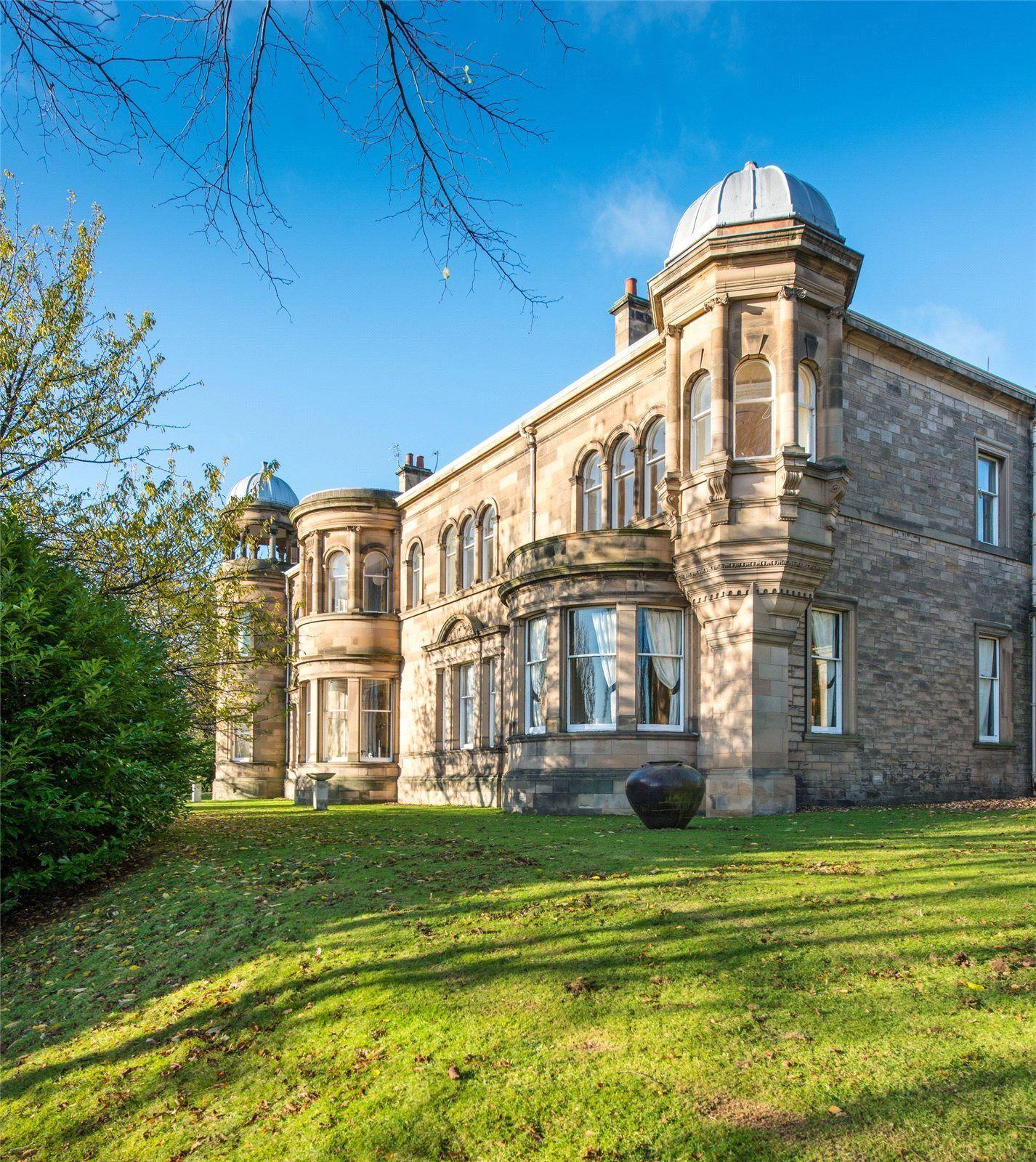 Mansion House In Corstorphine Edinburgh With Development