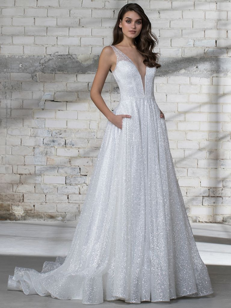 Pnina tornai wedding dresses inspired by love wedding