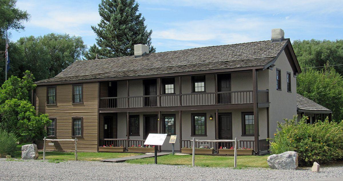 Stagecoach Inn in Utah County, Utah. Stagecoach inn