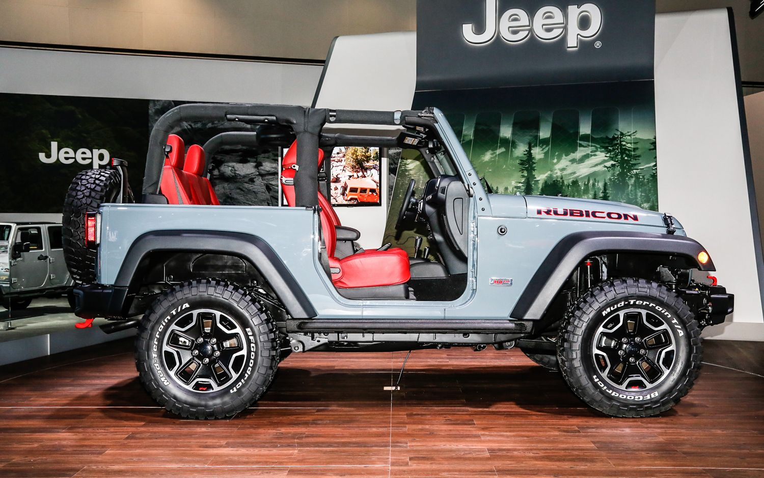 2 Door Jeep Without Doors Google Search Jeep Wrangler Rubicon