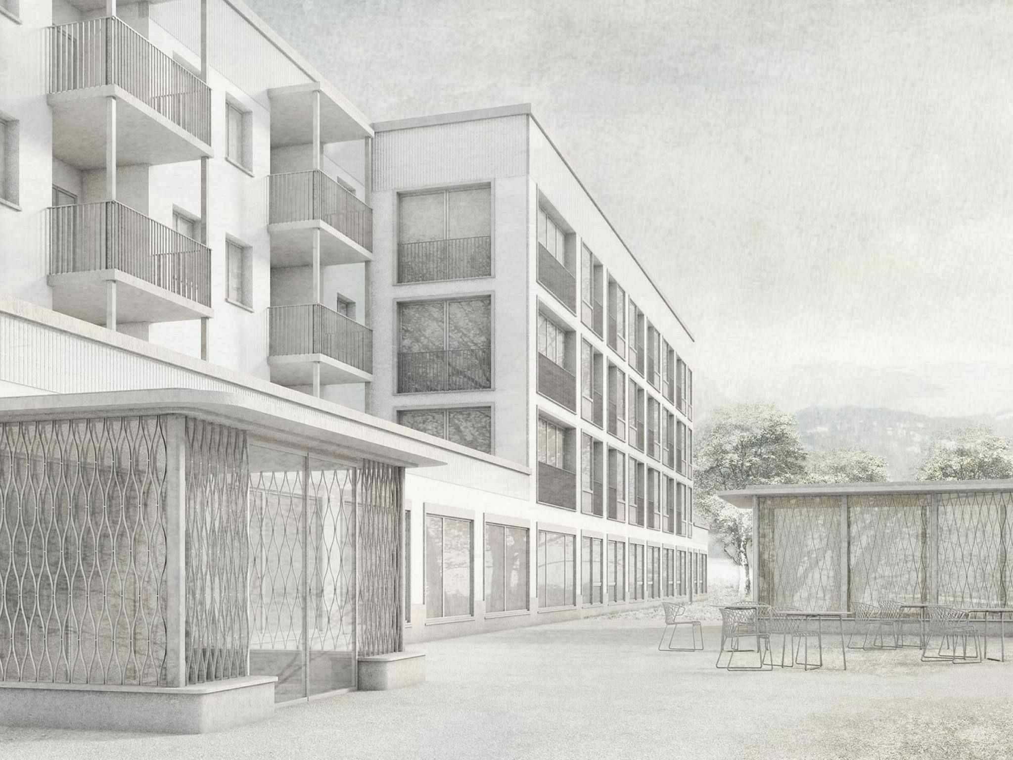 Mehr Wohnraum Für Neukölln   EM2N Gewinnen Wettbewerb In Berlin    Architecture