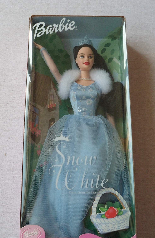 Barbie Snow White BD2001 in 2020 Barbie, Snow white doll
