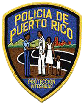 Us Territory Puerto Rico State Police Department Patch Police Patches Police Police Department