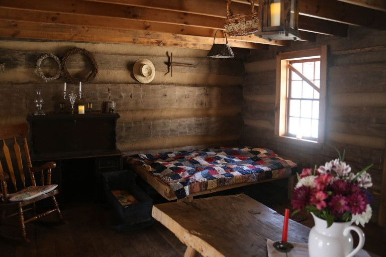 Hunting Cabin Interior Do It Yourself Hunting Cabins: Cabin Time In 2019