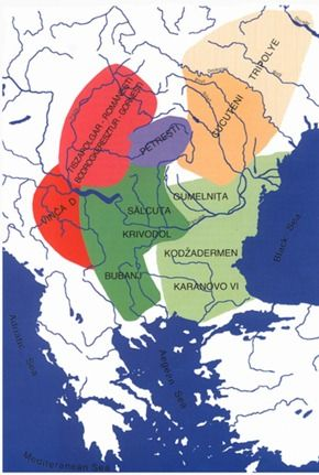 Th First Great Civilizations Of Europe Cucuteni Trypillia 5000