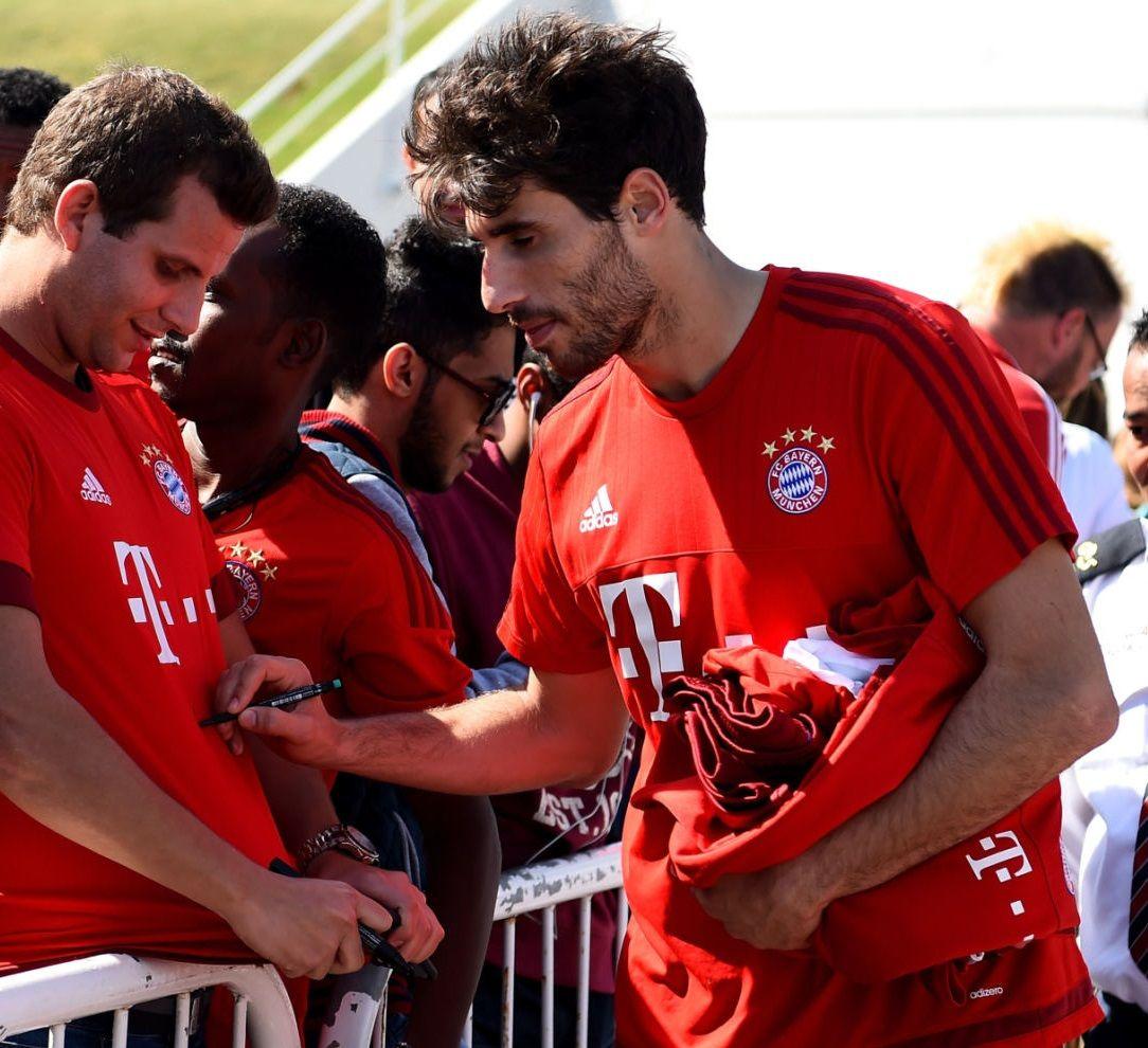 Fc Bayern München \ Javi Martinez
