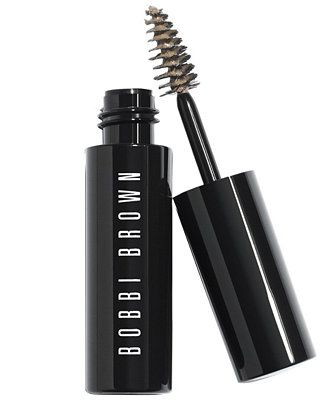 Bobbi Brown Natural Brow Shaper & Hair Touch Up, 0.14 oz & Reviews - Makeup - Beauty - Macy's #naturalbrows