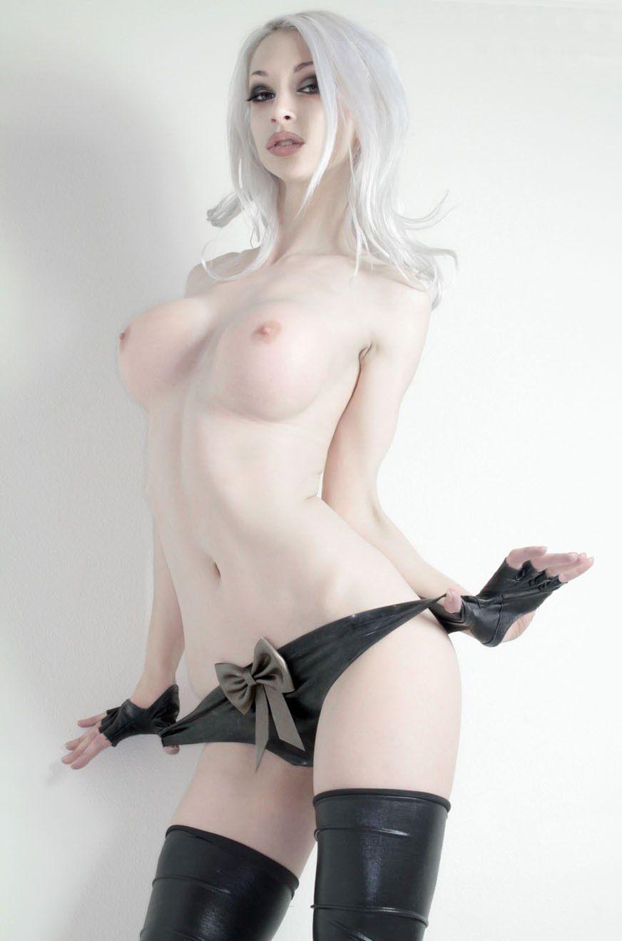 Steampunk Girls Naked