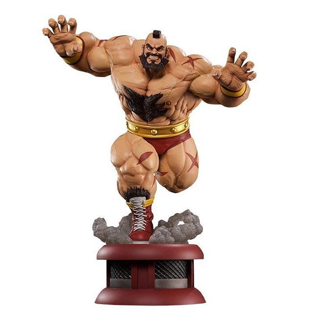 Street Fighter: Zangief 1:4 Ultra Statue by PSC (Oct 2017) #zangief #streetfighter #fatsuma #fatsumatoys #popcultureshock #sf #redcyclone #capcom #awesome #cool #instacool #beautiful #beauty #amazing #love #instalove #fun #art #instagood #collectible #toy #new