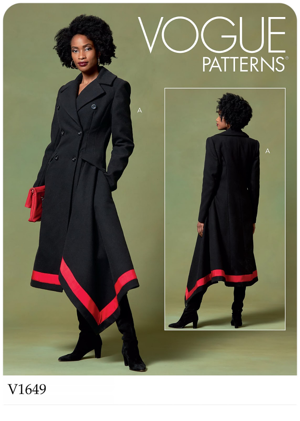 Vogue Patterns 1649 V1649 Vogue Patterns Diy Fashion No Sew