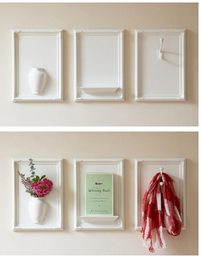 frames | Bright Ideas | Pinterest | Empty frames