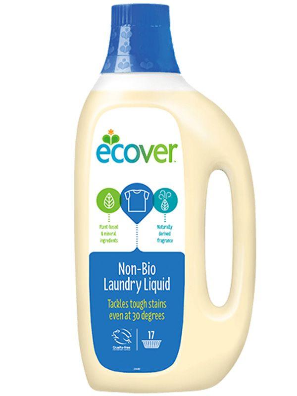 Non Bio Laundry Liquid 1 5l Ecover Laundry Liquid Ecover